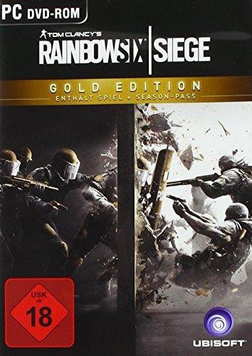 Tom Clancy\'s Rainbow Six: Siege - Gold Edition [PC]