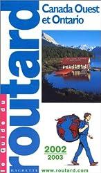 Canada Ouest et Ontario 2002-2003
