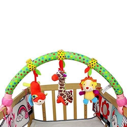 SKK Baby musikalische Kinderwagenkette, Geschenk für Neugeborene und Kleinkinder