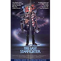 The Last Starfighter Movie Poster (27.94 x 43.18 cm)