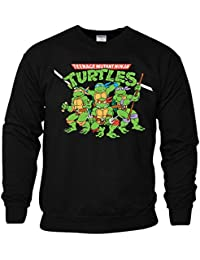 Ninja Turtles Mutant Hero Herren T-Shirt NH1208 Top-Sweatshirt