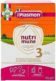 Plasmon Nutri Mune Latte di Crescita, 700g