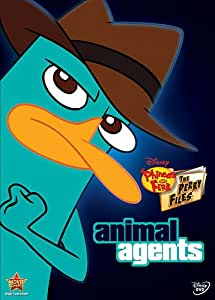 Phineas & Ferb: The Perry Files - Animal Agents [DVD] [Region 1] [US Import] [NTSC]