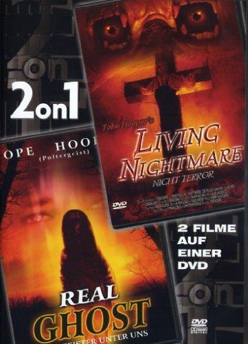 Living Nightmare/Real Ghost (DVD)