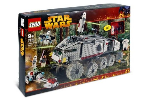 Lego Star Wars 7261 - Clone Turbo Tank -