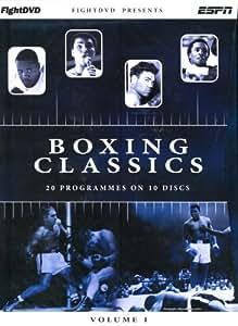 Boxing Classics, Vol. 1 [DVD]