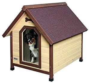 Kerbl Multiplex Niche pour chien Toute saison 100 x 83 x 94cm