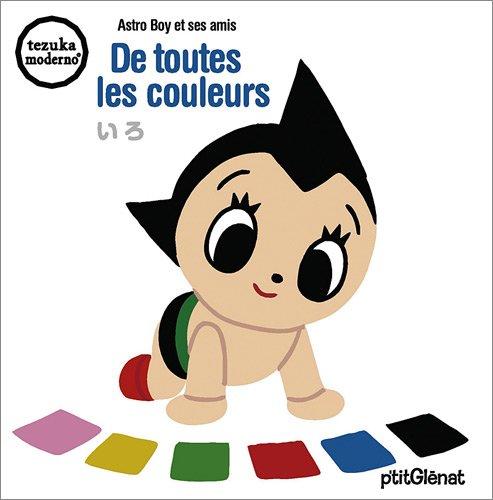 Astro Boy et ses amis De toutes les couleurs Vol.4 par TEZUKA Osamu