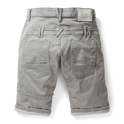 883 POLICE Mitzi Chino Shorts   Sand Quarry Grey