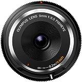 Olympus 9mm f8.0 Fisheye Body Cap Lens BCL-0980 for Micro 4/3 Cameras