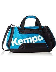 Kempa Sportline - Bolsa de deportes azul azul/negro Talla:54 x 20 x 32 cm, 35 litros