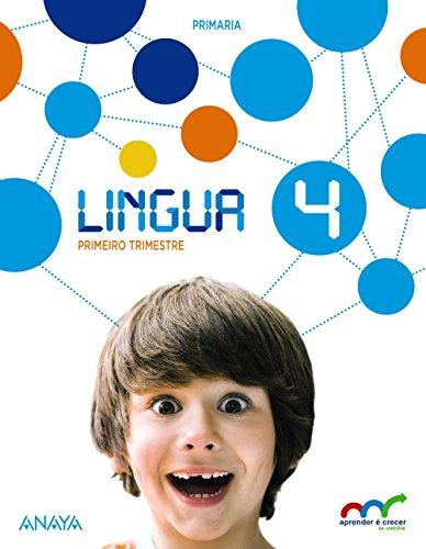 Lingua 4. (Aprender é crecer en conexión) - 9788467880137 por José Sánchez Puga