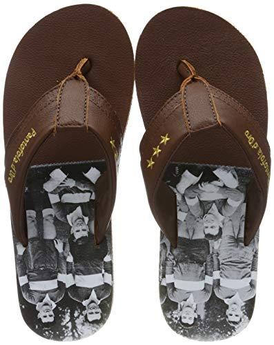 Pantofola d'Oro Herren Sardinia Uomo Slipper, Braun (Tortoise Shell .JCU), 42 EU