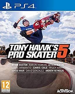 Tony Hawk's Pro Skater 5 (B00XA8MUCK) | Amazon price tracker / tracking, Amazon price history charts, Amazon price watches, Amazon price drop alerts