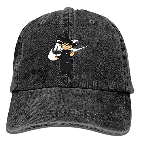 LUXNG - Gorra de béisbol - para Hombre Goku Coats5 Taille Unique