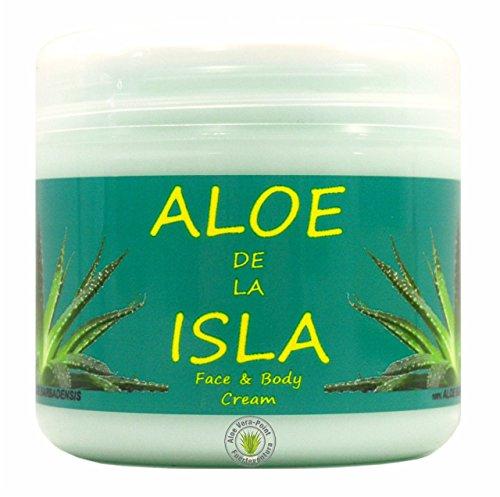 Aloe de la Isla crema de cara y cuerpo con Aloe Vera 300ml