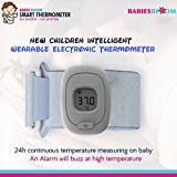 Babies Bloom Smart Thermometer for Children
