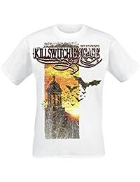Killswitch Engage New Awakening Banner T-Shirt White
