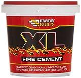XL Ciment pour cheminée 1 kg