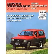 Rta 541.3 nissan patrol diesel 2.8 (89-98)
