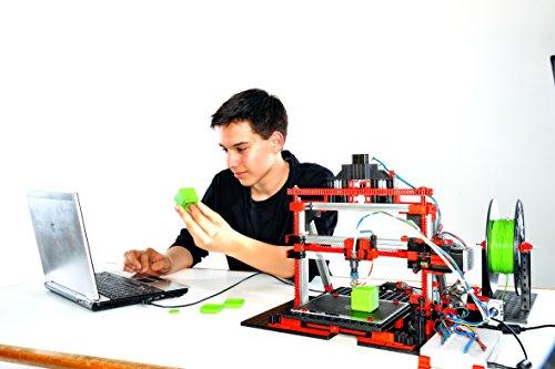 fischertechnik – Fischertechnik 536624 3D Drucker - 4