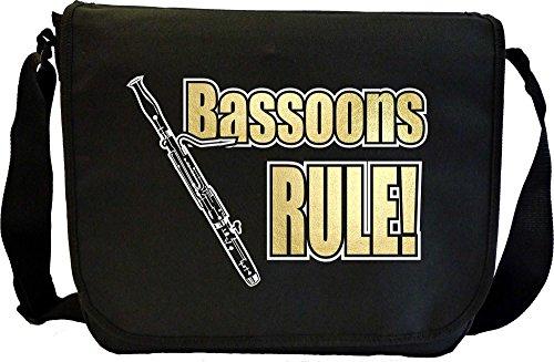 Bassoon Rule - Sheet Music Document Bag Musik Notentasche MusicaliTee