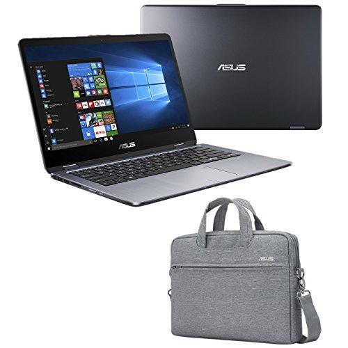 ASUS VivoBook Flip 14 TP410UA-DS71T (i7-8550U, 8GB RAM, 1TB SSHD, 14