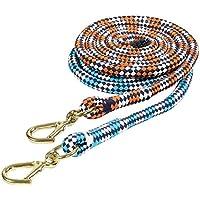 Shires Cuerdas de Plomo Muy Suaves, Talla única, Color Azul Marino y Blanco