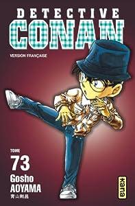 Détective Conan Edition simple Tome 73