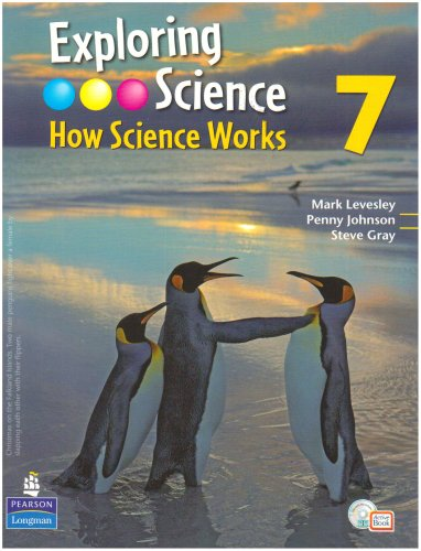 Exploring Science : How Science Works Year 7 Student Book with ActiveBook with CDROM
