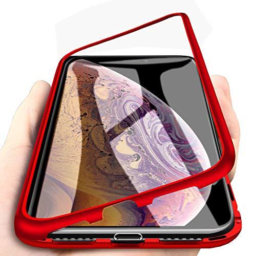 WindCase iPhone XS MAX Funda, Anti-rasguño Metal Aluminio...