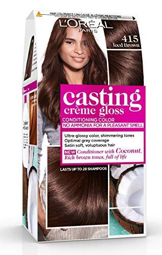 L Oréal Paris Casting Crème Gloss Coloration Ton Sur Ton Sans Ammoniaque  4.15 Marron Glacé 1d6d6a3d7d7d