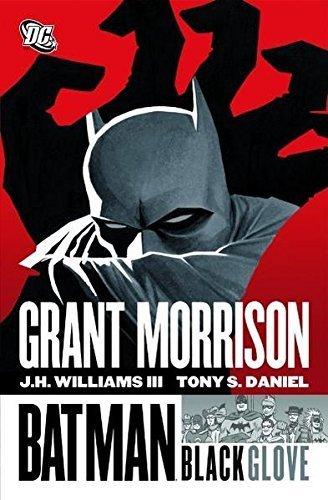 Batman: Black Glove by Grant Morrison (2011-09-01) -