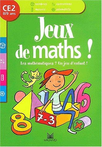 Jeux de maths CE2
