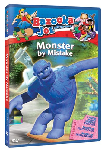 Bazooka Joe & His Gang: Monster By Mistake 1 [DVD] [Import] -