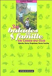 30 balades en famille en Corse du Sud : Ajaccio, Porto, Propriano, Porto-Vecchio