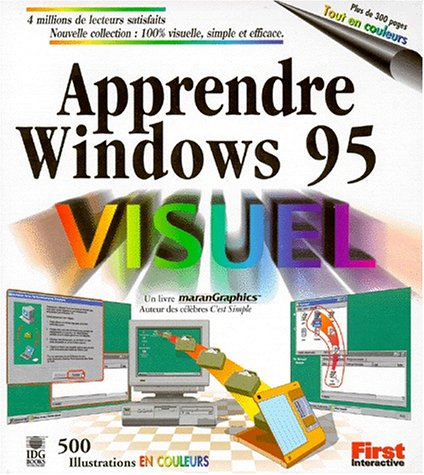 Apprendre Windows 95 par MaranGraphics