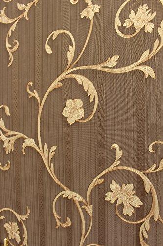 vinyl-tapete-barock-retro-braun-gold-fujia-decoration-22521