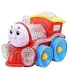 Zaprap Funny Loco musical muticolor train engine with led flash lights