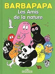 Barbapapa - Les amis de la nature, Tome 8 : Professeur Panda ; Le Potager des Barbapapas