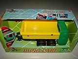 Farm Machines Dung Cart Anhänger Düngewagen