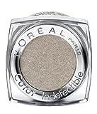 L'Oréal Paris Indefectible Color Infaillible Lidschatten, 01 Time Resist Wh