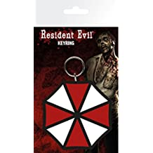 GB Eye LTD, Resident Evil, Umbrella, Llavero