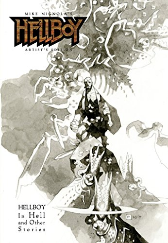 Mike Mignola's Hellboy Artist's Edition (Artist Edition) (Halloween Film Movie Full Der)