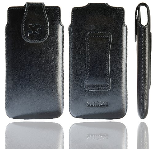 Suncase Étui pour/Iphone 6/6S (4.7) noir