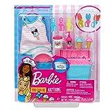 Imagen de Barbie pack de accesorio pasteleria y