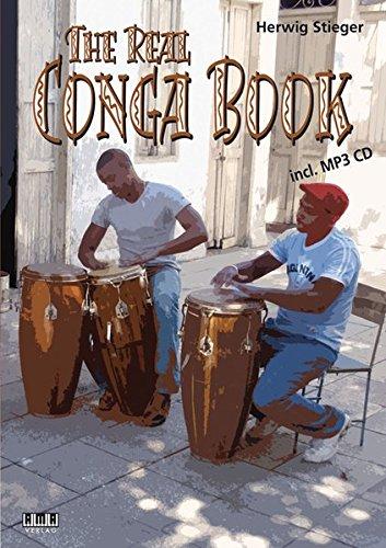The Real Conga Book: inkl. mp3-CD
