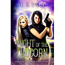 Night of the Unicorn (The Federal Witch Book 5) (English Edition)