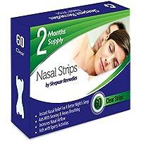 Nasenpflaster klar x60 | Sleepeze Remedies Nasenstrips stoppen das Schnarchen und helfen Ihnen direkt durch die... preisvergleich bei billige-tabletten.eu