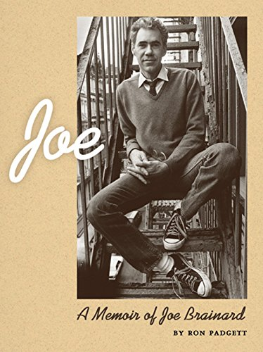 Joe: A Memoir of Joe Brainard por Ron Padgett